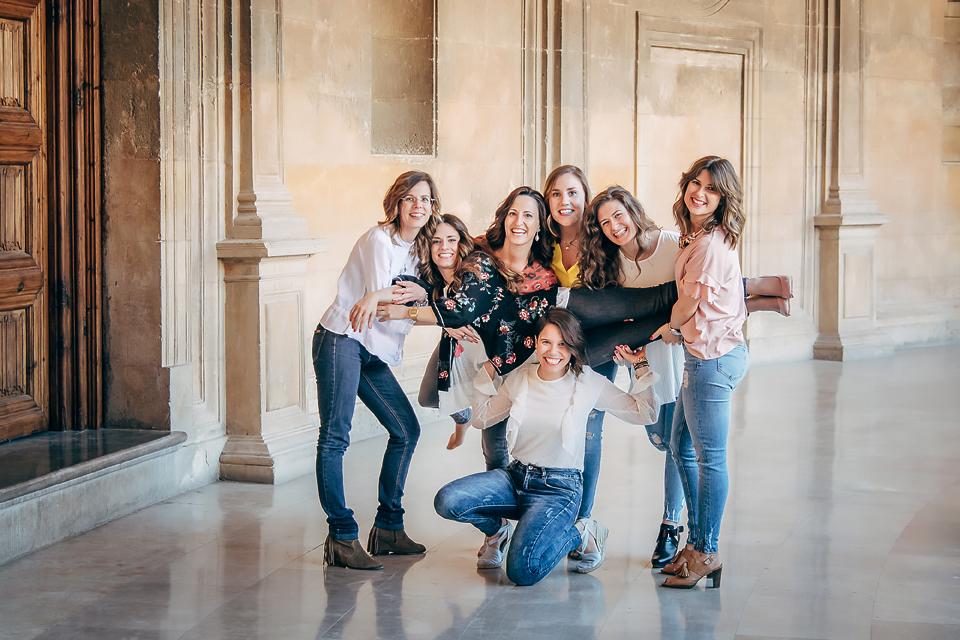 Despedidas de soltera en Granada